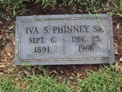 Iva Shelton Phinney, Sr (1891-1966) - Find A Grave Memorial
