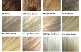 Loreal Ash Color Chart Blonde Hair Color Chart Hairstyles Dark Ash Images Example