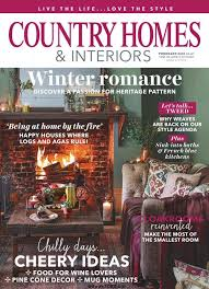 country homes and interiors. Country Homes \u0026 Interiors - February 2018 And