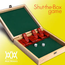 Wooden Game Plans woodworking plans for a box Make a Shut the box game 14