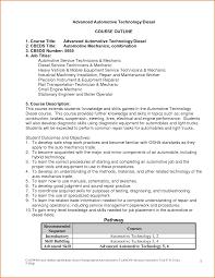 Pleasing Motor Vehicle Mechanic Resume Sample With Automotive