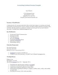 Examples Of Resume Letter Sample Resume Objective With Employment