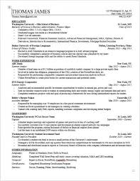 Private Equity Resume Template Wall Street Oasis Interesting Private Equity Resume