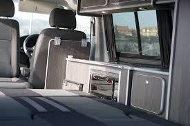 volkswagen van 2015 interior. vw t6 2015 65 swb trendline campervan interior south coast campervans kentu0027s volkswagen van