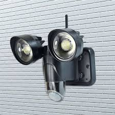 Flood Light Security Camera Wireless Fascinating Flood Light Security Camera Wireless Wireless Outdoor Security