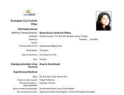 Plantillas Para Word 2003 De Curriculum Vitae Sarapui Sp Gov Br