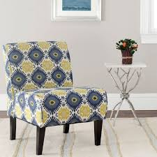 blue grey accent chair couch scalabeyond com and white striped roh