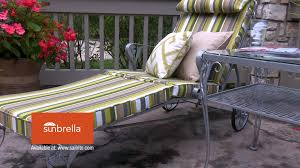 how to make lounge chair cushions
