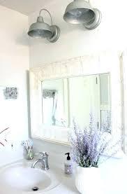 farmhouse vanity lights. Farmhouse Bathroom Vanity Lighting Style Light Fixtures Chic Farm Lights O