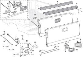 chevy s10 tailgate diagram wiring diagram today chevrolet tailgate diagram wiring diagrams second 1996 chevy s10 tailgate parts diagram 2005 chevrolet tailgate diagram