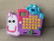 mailbox blues clues toy. Interesting Toy Blues Clues Mailbox Toy Learning Play Sounds Works Purple Letters 2000 For O