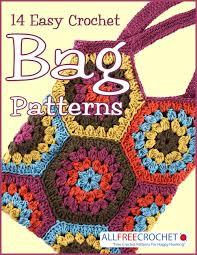 All Free Crochet Patterns Awesome 48 Easy Crochet Bag Patterns AllFreeCrochet