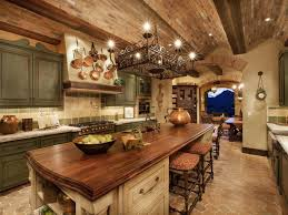 Antique Kitchen Design Exterior Custom Decoration