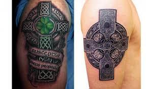 Tetování Na Předloktí Kříž