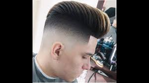 New Hairstyle new haircut pompadour new hairstyle skin fade 2017 youtube 2054 by stevesalt.us