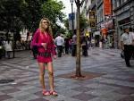 mujere protituta prostitutas calle montera madrid