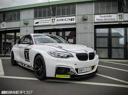 BMW M235i RACING cars delivered to customer teams @ Nurburgring ...