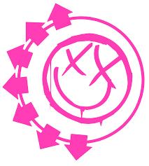 Blink 182 logo png 5 » PNG Image