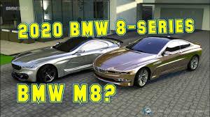 2020 BMW 8-series and M8??!!? (HD)--INFO, Photos, Spyshots ...