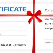 Make Your Own Gift Certificates Free Make Your Own Gift Certificate Template 23214327845211 Gift