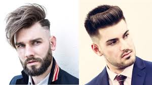 Hairstyles For Men Top Attractive Guys Cool Haircuts Short Hair