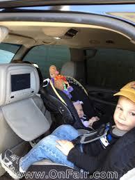 OnFair Customer Photos of Car Headrest DVD Monitor Installations