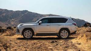 2022 Lexus LX 600 Moves Into This Decade With New Engine, New Styling And  Serious Off-Road Kit - The Fast Lane Car