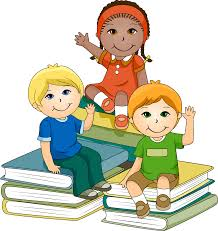 kids reading clipart png