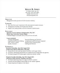 Quality Assurance Resume Objective Best Of Business Resume Samples Business Administration Resume Sample