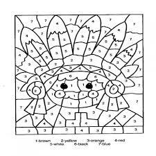 25 Vinden Kleurplaten Cijfers Inkleuren Mandala Kleurplaat Voor