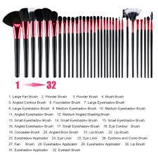 makeup brush and their uses ideas tips tutorials plete makeup brush set