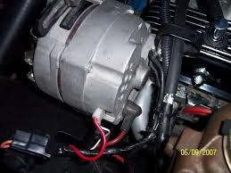 help need pic of 81 alternator installed corvetteforum the only changer that will plug into your head unit and work is kenwood