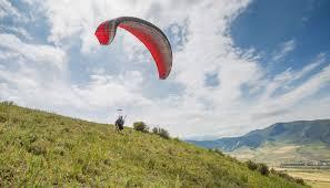 outdoor activities. Paragliding Outdoor Activities