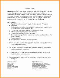 brief essay format resume cv cover letter sample a process essay personal business letter format of brief essay format