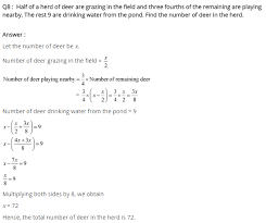 ncert solutions for class 8 maths linear equations in one variable ex 2 4