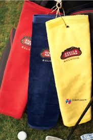 custom promotional logo golf towels are great golf giftake an excellent addition to any golfer s bag this is a high quality promotional gift that