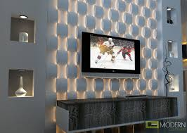 textured surface blocks 3d wall led panel