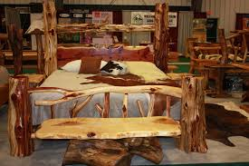 image of log cabin furniture and decor cabin furniture ideas