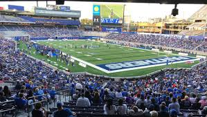 Georgia State Football Seating Chart Sun Belt Football At Turner Field Is A Delight Sports On