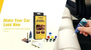 leather and vinyl repair kit automotive car seat restoration tool for sofa holes scratch permatexr ultra