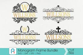 All of these christmas frame resources are for free download on pngtree. Monogram Frame Graphic By Pinoyartkreatib Creative Fabrica Monogram Frame Monogram Svg Mailbox Monogram