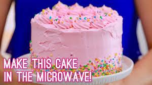 2 Floor Cake Design 3 Layer Cake Made In The Microwave Gemmas Bigger Bolder Baking