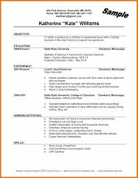 Sales Resume Template Resume Template Retail Sales Resume Example