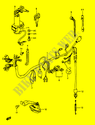 wiring harness electrical rg50f1 d e f 1 g j k 1985 rg 50 moto def wiring harness wiring harness electrical rg50f1 d e f 1 g j k 1985 rg 50 moto suzuki motorcycle suzuki motorcycles genuine spare parts catalog