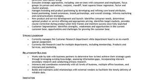 Good Research Skills Resume Resume For Study