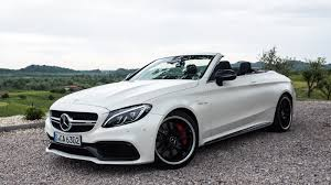 Test Drive: 2017 Mercedes-Benz C-Class Cabriolet - Cool Hunting