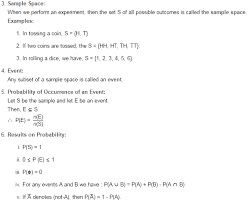 Types Of Probability What Are The Different Types Of Probability A Plus Topper