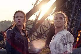 Black Widow's post-credits scene sets ...