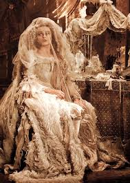 helena bonham carter s path to despair as miss havisham in dickens  bride to be bonham carter as a young miss havisham in great expectations
