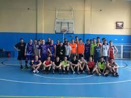 Баскетбол на Физтехе ВКонтакте Матчи Века